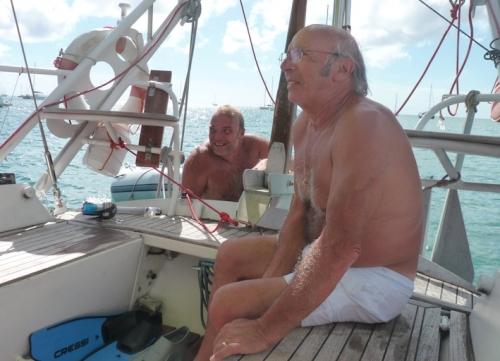 le marin,sainte-anne,baie du marin