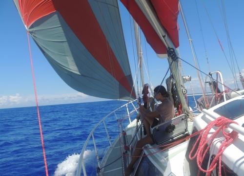 A l'ombre de magic sail 14 juin.JPG