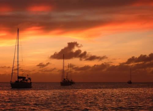 Mini-Transat, Le Marin, Martinique, Sainte-Anne